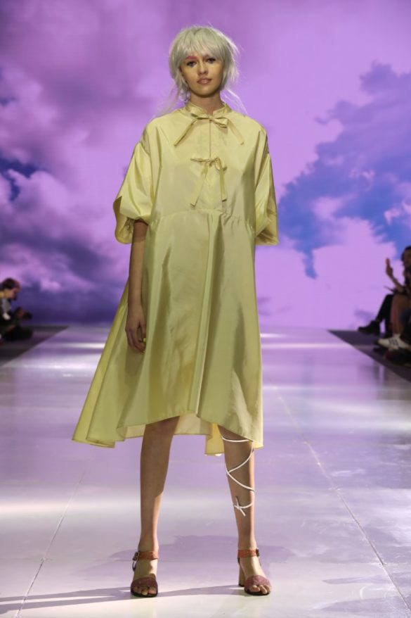 House of Matching Colours -Bafweek SS19