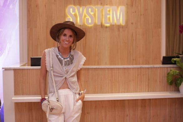 Nuevo pop-up store System Basic -Unicenter