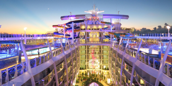 Symphony of the seas -Royal Caribbean