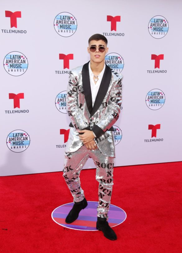 Latin American Music Awards 2019 -Ganadores y Red Carpet