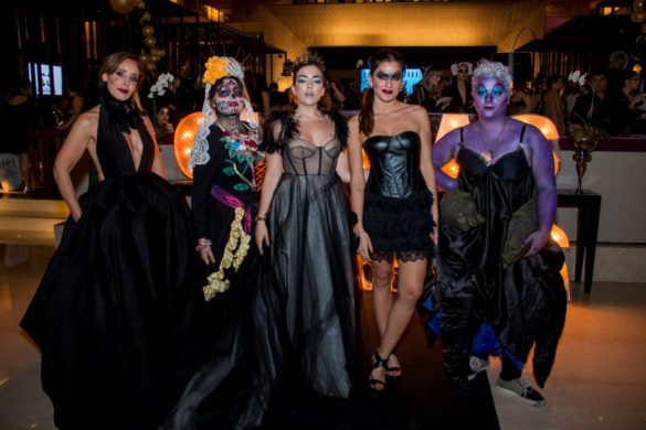 Halloween Makeup Party -Chicas Guapas TV