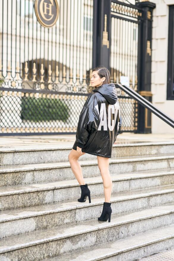 AFTER HOURS -Alto invierno street style